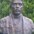 倉田百三 胸像