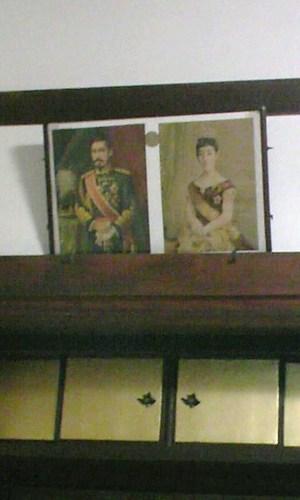 京都の禅寺で拝した明治大帝と昭憲皇后両陛下のご真影
